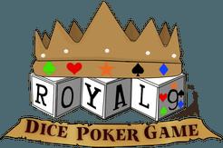 Royal 9 Dice Poker Game