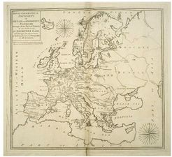 Royal Geographical Amusement or the Safe and Expeditious Traveller Through all the Parts of Europe by Sea and by Land