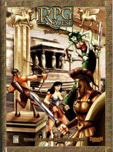RPGQuest: Greek Mythology