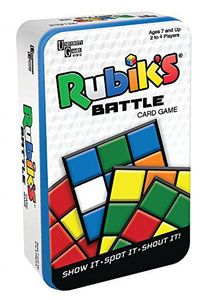 Rubik's Battle