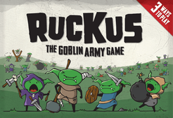 Ruckus: The Goblin Army Game