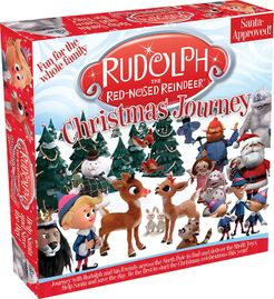 Rudolph the Red Nosed Reindeer Christmas Journey