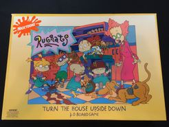 Rugrats: Turn the House Upside Down