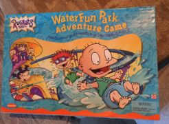 Rugrats Water Fun Park Adventure Game