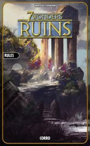 Ruins (fan expansion for 7 Wonders)