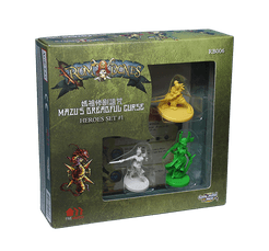 Rum & Bones: Mazu's Dreadful Curse Heroes Set #1