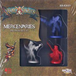 Rum & Bones: Mercenaries Promos Set #2