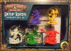 Rum & Bones: Second Tide – Deep Lords Heroes Set #1