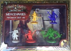 Rum & Bones: Second Tide – Mercenaries Promos Set #3