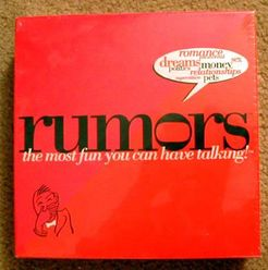 Rumors: An Adult Conversation Game