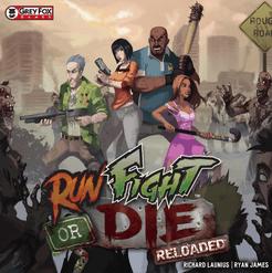 Run Fight or Die: Reloaded – Kickstarter Edition