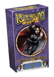 Runebound: Shadow Walker Character Deck