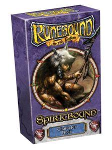 Runebound: Spiritbound Character Deck