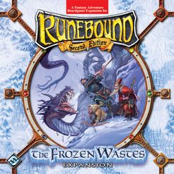 Runebound: The Frozen Wastes