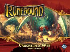 Runebound (Third Edition): Caught in a Web – Scenario Pack