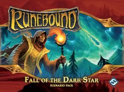 Runebound (Third Edition): Fall of the Dark Star – Scenario Pack