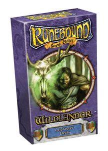 Runebound: Wildlander Character Deck