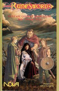 RuneSword: Bith – Female Cleric