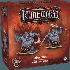Runewars Miniatures Game: Obscenes – Unit Expansion