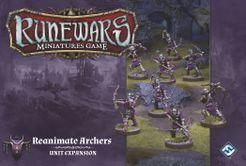 Runewars Miniatures Game: Reanimate Archers – Unit Expansion