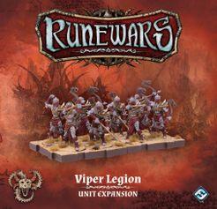 Runewars Miniatures Game: Viper Legion – Unit Expansion