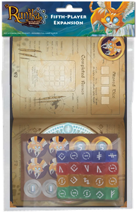 Runika and the Six-sided Spellbooks: Fifth-Player Expansion
