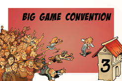 Running with the Bulls: The Big Game Convention