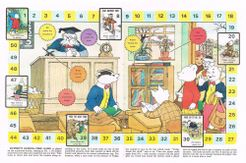 Rupert's School-Time Game