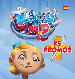 Rush M.D.: The Kickstarter promos