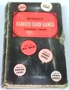 Russell's Famous Card Games Children's Library