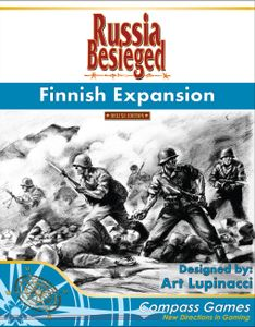 Russia Besieged: Deluxe Edition – Finnish Expansion