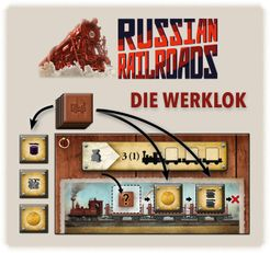 Russian Railroads: Manufactory Train