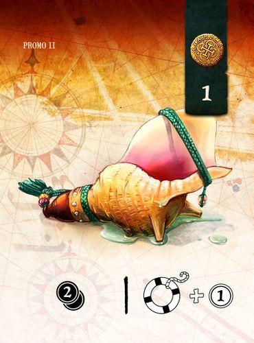 Ruthless: Meerjungfrauenhorn Promo Card