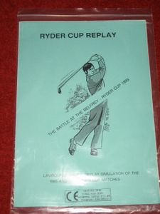 Ryder Cup Replay