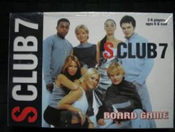 S Club 7 Board Game