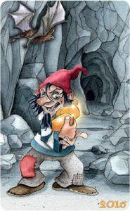 Saboteur: Selfish Dwarf