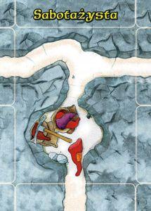 Saboteur: The Wardrobe Cavern