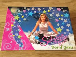 Sabrina the Teenage Witch Board Game