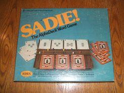 Sadie! The AlphaDeck Word Game