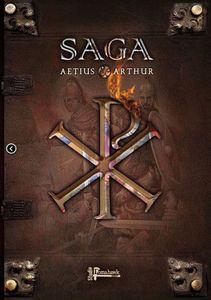 Saga: Aetius & Arthur