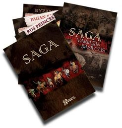 Saga: Varjazi & Basileus