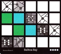 Sagrada: Promo 1 – Vitraux/Balboa Bay Window Pattern Card