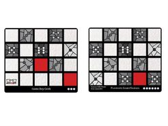 Sagrada: Promo 7 – Game Boy Geek Window Pattern Card