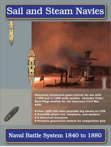 Sail and Steam Navies: Naval Battle System 1840 to 1880