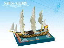 Sails of Glory Ship Pack: Argonauta 1806 / Heroe 1808