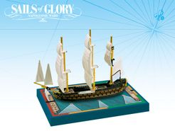Sails of Glory Ship Pack: Artesien 1765 / Roland 1771