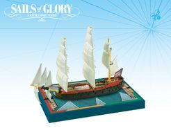 Sails of Glory Ship Pack: Bonhomme Richard 1779 / Bonhomme Richard