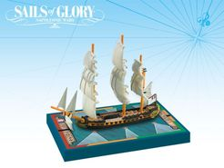 Sails of Glory Ship Pack: Carmagnole 1793 / Sibylle 1791