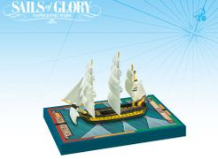 Sails of Glory Ship Pack: Diana 1792 / Proserpina 1797
