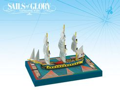 Sails of Glory Ship Pack: Hermione 1779 / L'Inconstante 1786